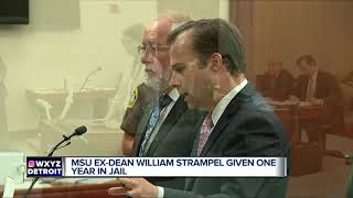 MSU Ex-Dean Sentenced to Jail