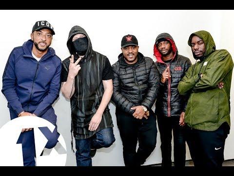Jaguar Skills & Friends Team Takeover with DJ Target