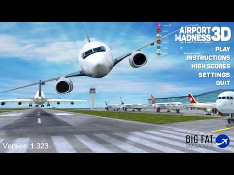 Airport Madness 3D STREAM - Building Traffic at Kingston, Jamaica