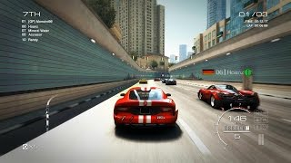 Grid Autosport PC: Multiplayer Race - Fully Upgraded SRT Viper GTS in Dubai, Street Discipline