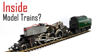 What's Inside Model Trains?