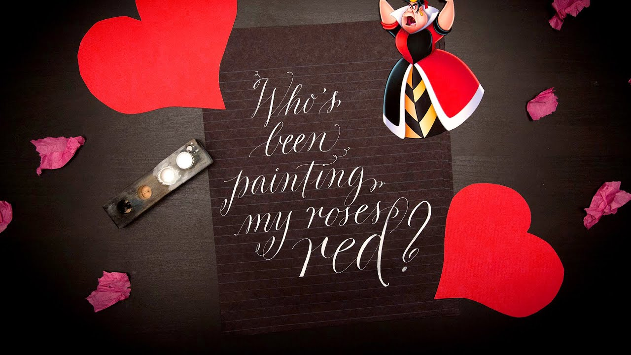 Disney Villain Calligraphy Quotes | Sketchbook by Oh My Disney