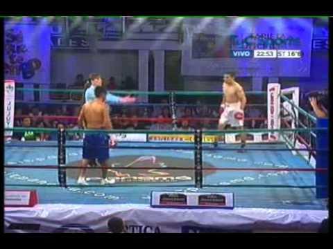 Cristian CORIA vs Diego A. CHAVES - Full Fight - Pelea Completa