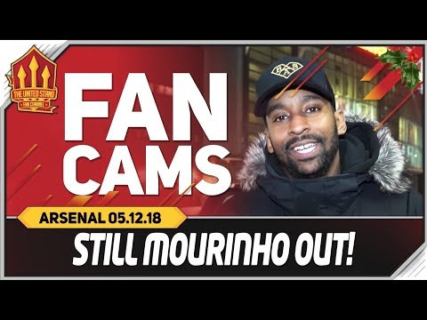 Still MOURINHO OUT! Manchester United vs Arsenal 2-2 flex Review