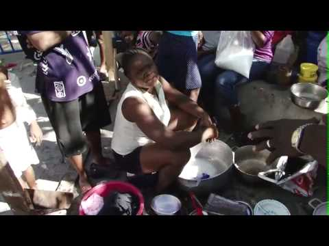Haitian Government Works to House Earthquake Survivors