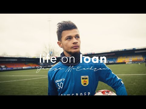 Life on Loan: George McEachran's Total Football Journey | Chelsea x SC Cambuur