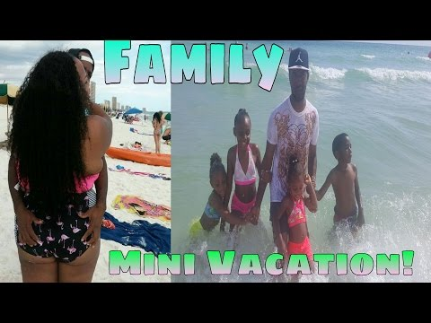 VLOG: FAMILY TRIP TO PANAMA CITY BEACH FLORIDA ● FAMILY VLOGGERS