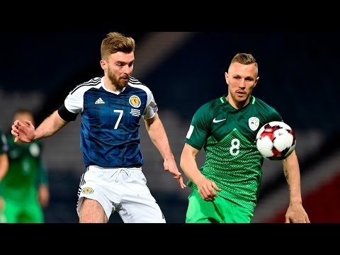 HIGHLIGHTS | Scotland 1-0 Slovenia