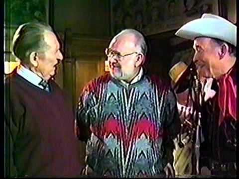 ROY ROGERS & ART LINKLETTER INTERVIEW - 1993