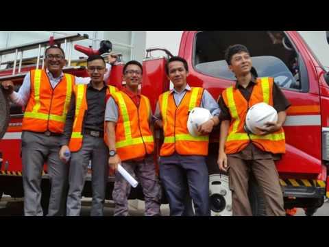 Gandaria Heights Apartment General Evacuation Exercise 2016