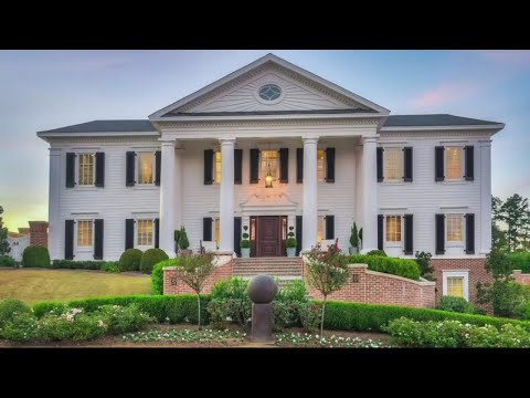$15 Million Home For Sale On Azalea Dr. In Augusta