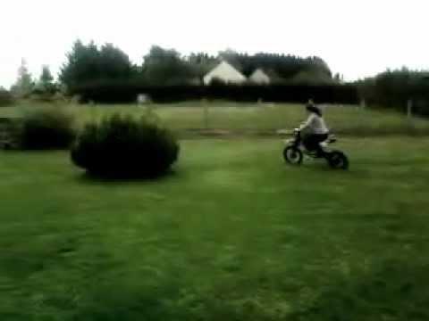 Anais Sa Moto Cross