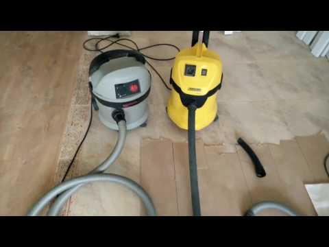 Отзыв о пылесосе Karcher WD 3 P