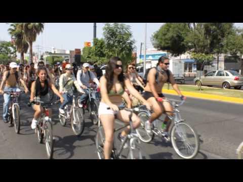 2do Paseo Nudista Guadalajara 2012