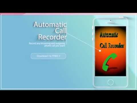 Universal Call Recorder