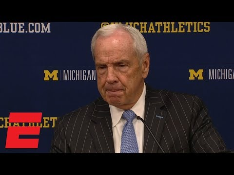 Roy Williams: North Carolina 'stinks right now' and his 'coaching sucks' | College Basketball