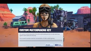 🔴(NA-EAST) CUSTOM MATCHMAKING SOLO/DUO/SQUAD SCRIMS FORTNITE LIVE/ PS4, XBOX, MOBILE, PC, SWITCH