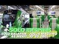 Kereta Solo Ekspres SOLEKS Solo - Jogja: Nyaman, Cepat & Terjangkau!