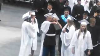Marine brother coming home for sisters graduation