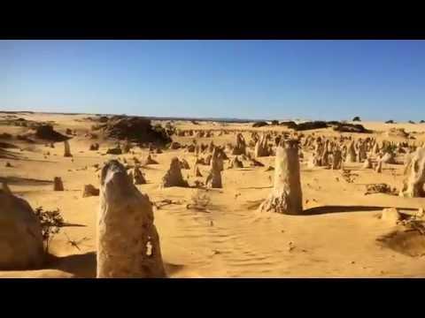 July 2015's Magic Bus Trip Along The West Coast Of Australia