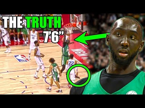 Nobody is Noticing THIS About Tacko Fall And His NBA Potential (Ft. A Lot of Tall Players)