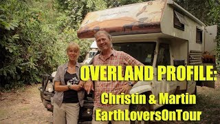 Overland Profile: Christin & Martin - Earth Lovers On Tour