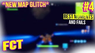 EST-CE QU'UN MAP GLITCH... - Fortnite Clips - Funny Moments #4