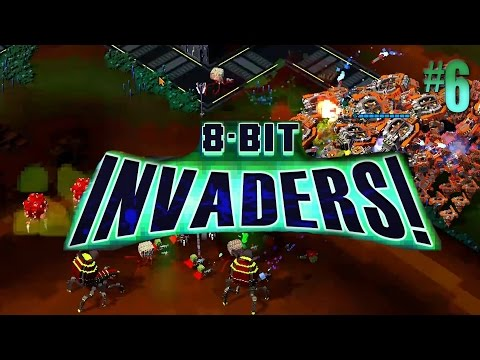 8-Bit Invaders: Marines #6 Home World & A Day
