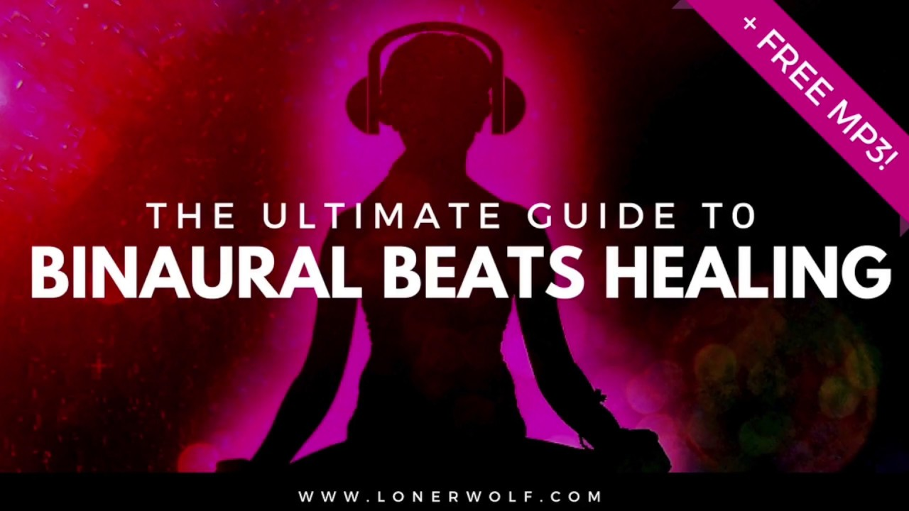 How to Use Binaural Beats to LET GO of Fear, Pain, and Overthinking ⋆  LonerWolf