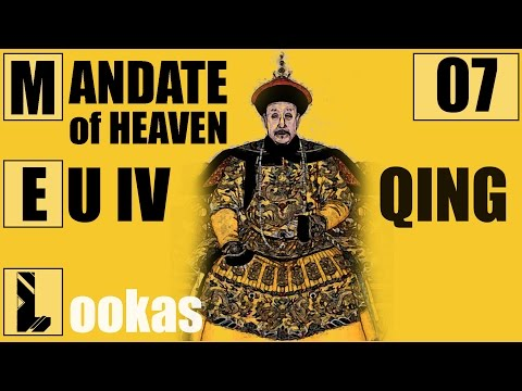 Europa Universalis IV PL   Qing   let's play   Mandżurski Samurai #07