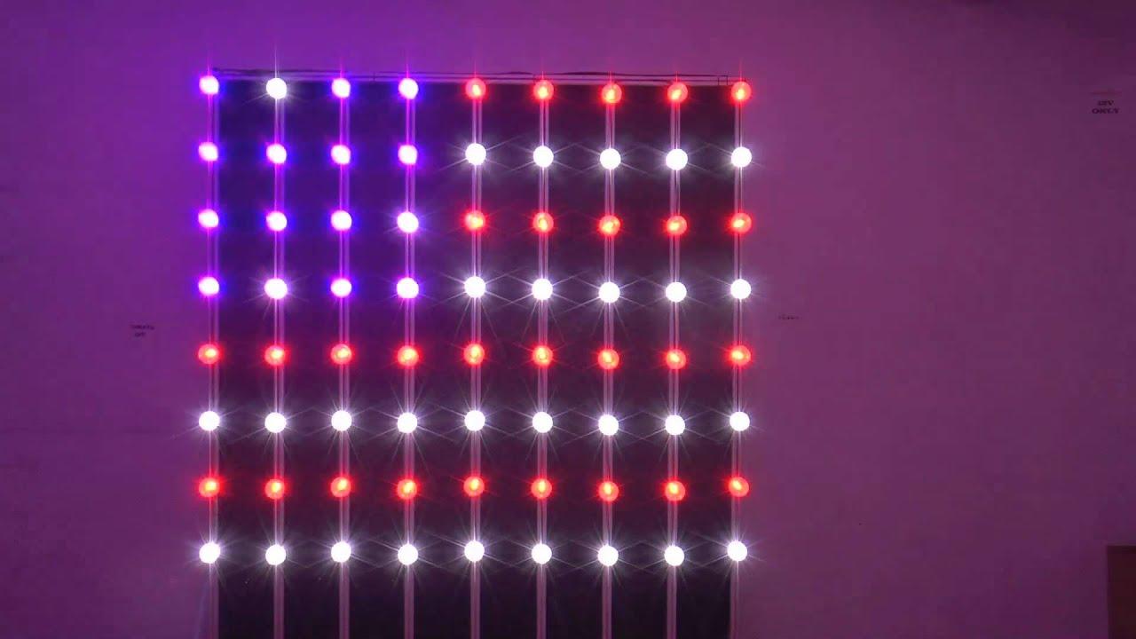 DMX RGBW Festoon Lighting - LITE