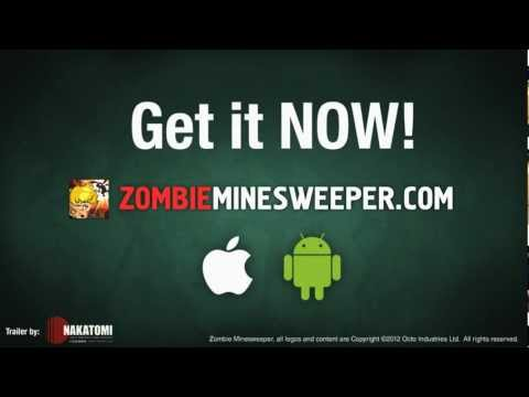 The Zombie Minesweeper Foodchain - 100% INDIE