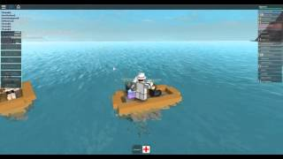 [ROBLOX: Sinking Ship Simulator] - Lets Play w/ Friends Ep1 - SPAZZING BOATS!