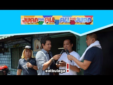 Juan For All, All For Juan Sugod Bahay | April 14, 2018