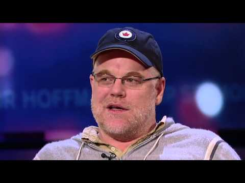 Philip Seymour Hoffman On George Stroumboulopoulos Tonight: INTERVIEW