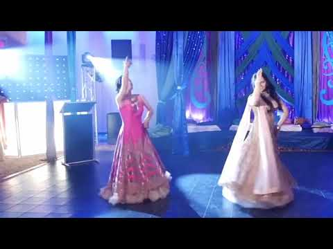 Nai Jana | Punjabi folk song | Bride and Groom surprise dance 2018 | Viral Dance Video | Neha Bhasin