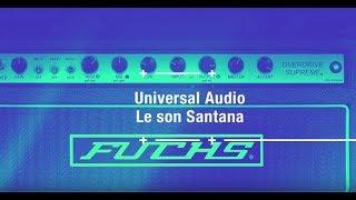 Test Guitare Obsession : le son de Santana avec les plugins UAD