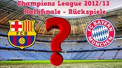 Kennst Du noch die Richtigen Fußball Ergebnisse? - Champions League, Bundesliga & WM Spiele