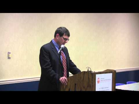 Adam Smith Opening Lecture