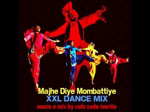 Majhe Diye Mombattiye XXL Dance Mix
