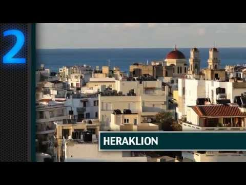 Crete's Top 10 Travel Destinations