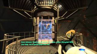 Portal 2 Walkthrough - Part 12 (Chapter 7 Lvl. 1-4) [1080p HD] (PS3/X360/PC) (Gameplay)