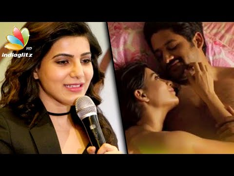 Samantha says she can't live without Sex | Hot Tamil Cinema News | Naga Chaitanya