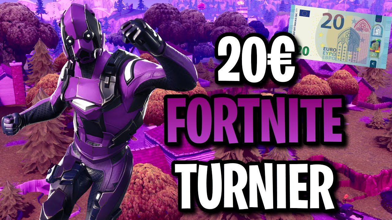 Fortnite Turnier