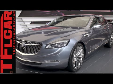 Buick Avenir Concept Everything You Ever Wanted To Know Youtube