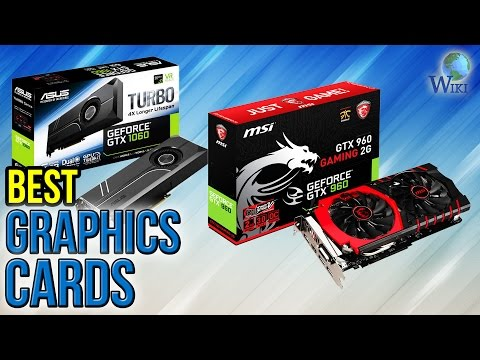 8 Best Graphics Cards 2017