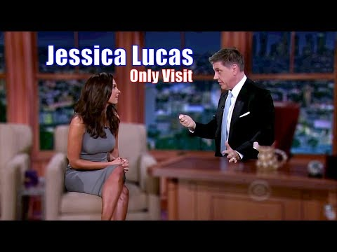 Jessica Lucas  She Is Kinda Sweet  Her Only Appearance 1080p