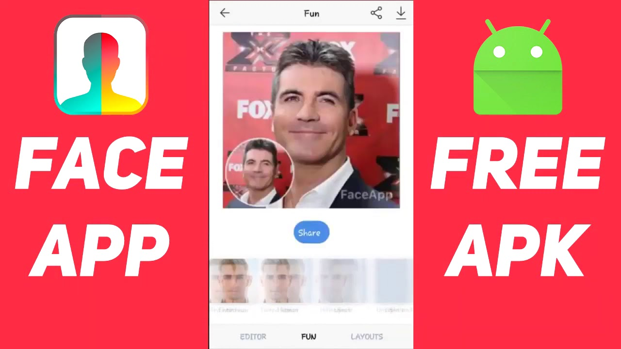 FaceApp Pro 348 Mod APK 2019 Free Download How To Get ...