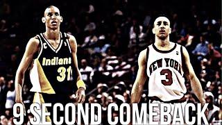 NBA Last Minute Comebacks