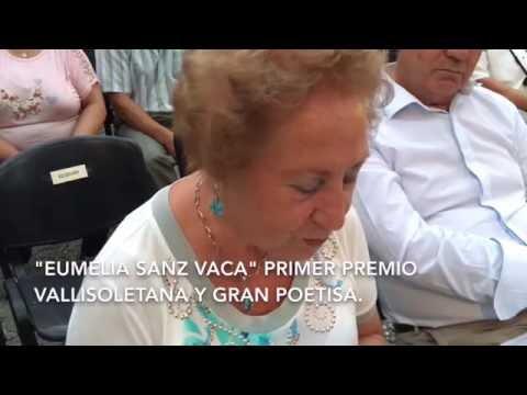 XXVI Premios de Poesía Fray Luis de León 2016 en Madrigal de las Altas Torres (Avila)